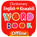 Swahili Word Book & Dictionary icon