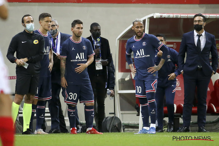 """Pas de Messi et Neymar samedi, mais pas de problème mercredi à Bruges : """"Ils seront en forme !"""""""