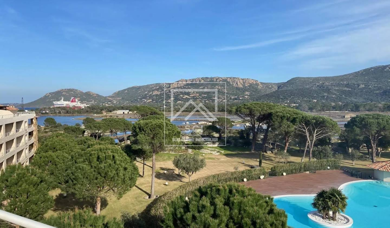 Appartement avec terrasse et piscine Porto-Vecchio