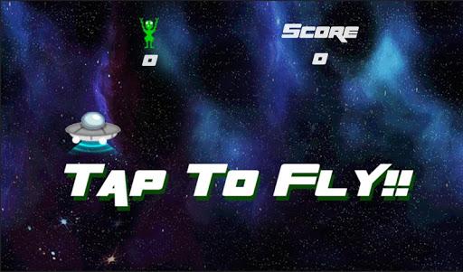 Flippy Saucer - Alien Recovery