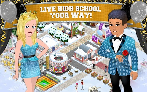 %name High School Story v4.6.1 Mod APK