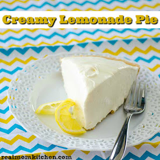 Creamy Lemonade Pie Recipe
