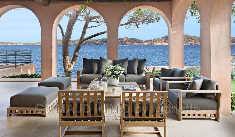 Villa avec terrasse Grimaud