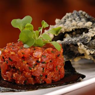 Tokyo Tuna Tartare Recipe