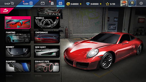 Street Racing HD apkmr screenshots 6