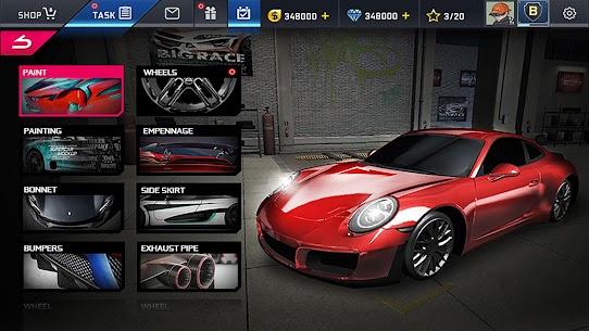 Street Racing HD Mod Apk 6.3.0 (Free Shopping) 6