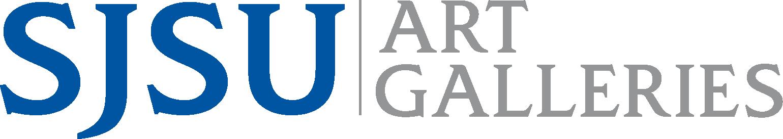 San Jose State University Art Galleries Logo