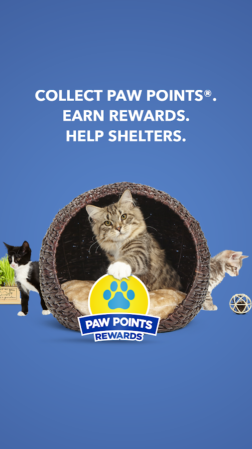 Paw Points® Cat Litter Rewards by Fresh Step®- screenshot