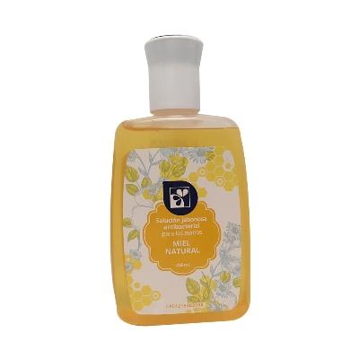 Jabon Liquido Farmatodo Antibacterial Miel 250ml