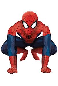 Foliefigur, Spiderman