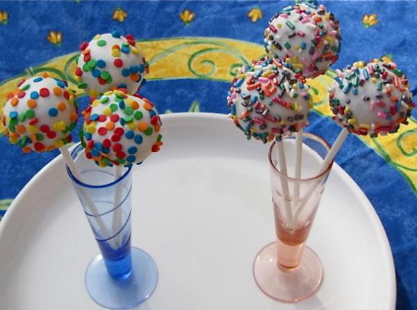 Dulce De Leche Cake Pops Recipe