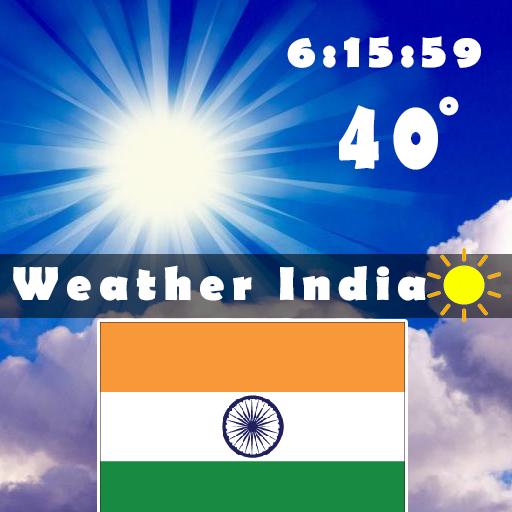 Weather for india 天氣 App LOGO-硬是要APP