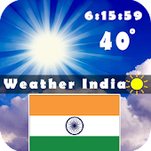 Weather for india