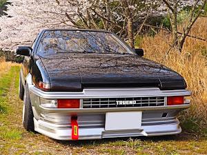スプリンタートレノ AE86 GT-APEX 後期のカスタム事例画像 けいちゃん@さんの2020年04月03日21:55の投稿