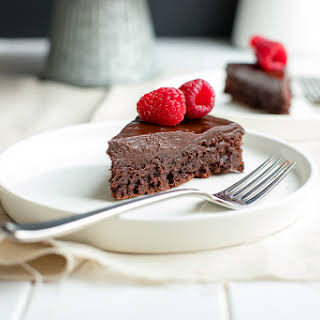Perfect Flourless Chocolate Cake.