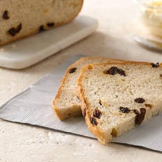 Bread Machine Cinnamon-Raisin Bread.
