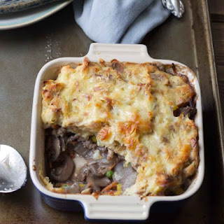 Healthy Shepherd's Pie for Two