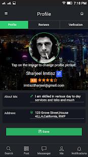 ToolShare - náhled