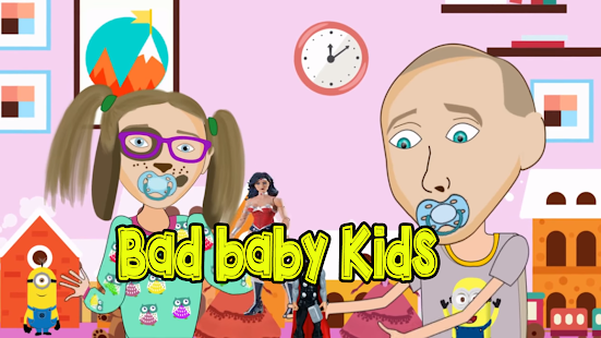Bad baby Kids - náhled