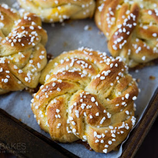 Swedish Orange Sweet Buns