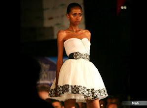 Photo: Mafi - The Hub of Africa Addis Abeba Fashion Week  http://www.thehubfashionweek.com