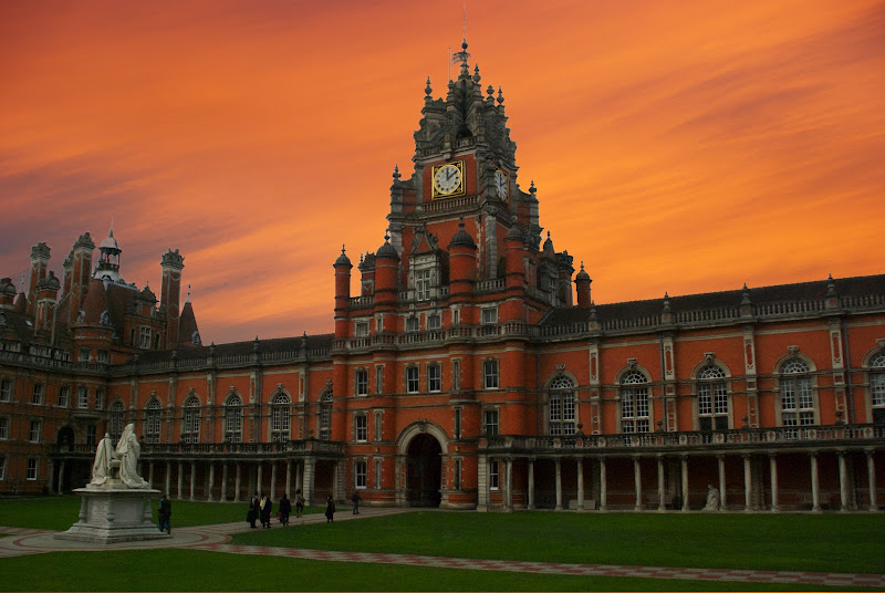 Royal Holloway di luiker