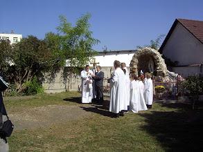Photo: Grotta megáldása