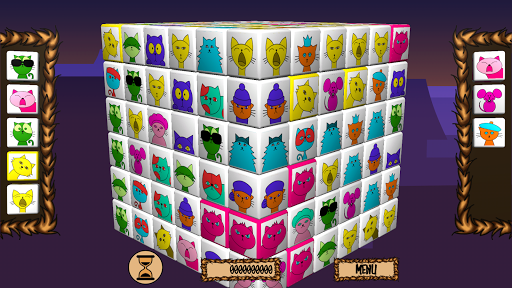 免費下載棋類遊戲APP|Angry Cats Mahjong app開箱文|APP開箱王