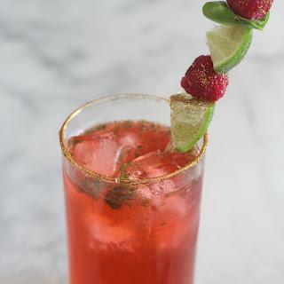 Fresh Basil Cocktails Recipes.