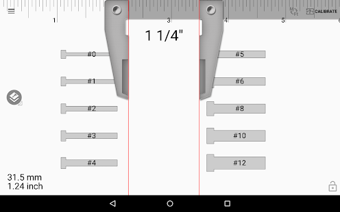 Lineal : Smart Ruler Pro Screenshot
