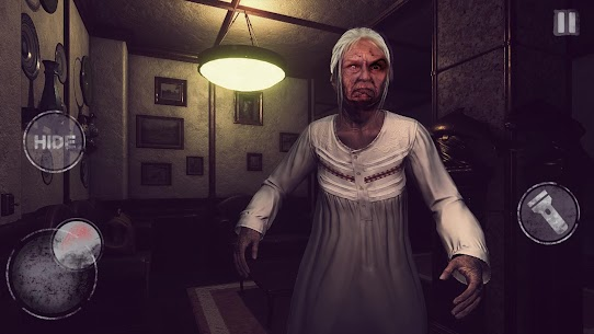 Granny Ghost : Scary Horror Game 7