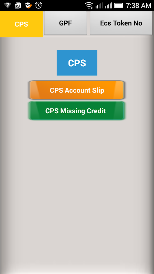 how to get cps account number