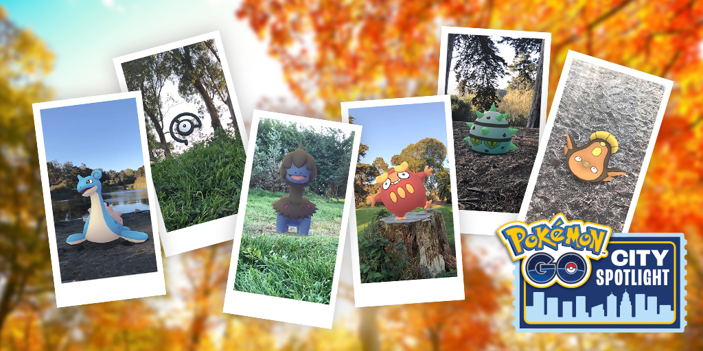 首次Pokémon GO City Spotlight完美結束!城市競賽贏家揭曉!