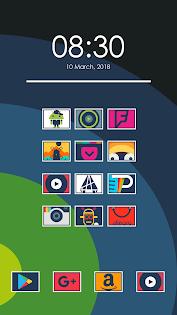 ایپس Birin - Icon Pack Android کے لئے screenshot