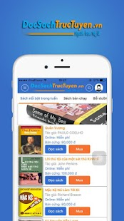 Sach Online - Thế giới Ebook- screenshot thumbnail