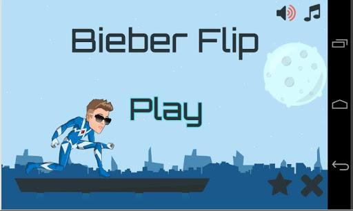 Bieber Flip