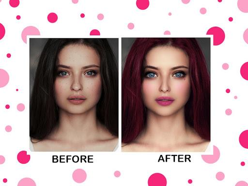 Face Makeup Camera - Beauty Makeover Photo Editor 11.5.33 screenshots 1