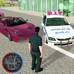 US Police Crime Rope Hero Real Gangster Simulator 1.0