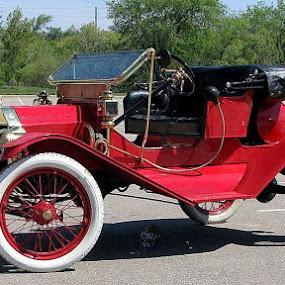 1910 FORD MODEL H by Douglas Edgeworth - Transportation Automobiles (  )