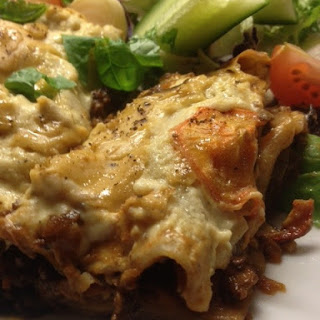 LUXURY VEGAN LASAGNE
