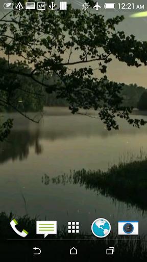 Lake 3D Video Wallpaper