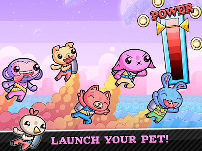 Super Rocket Pets- screenshot thumbnail