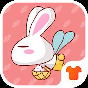 Cartoon Theme - Cute Bunny