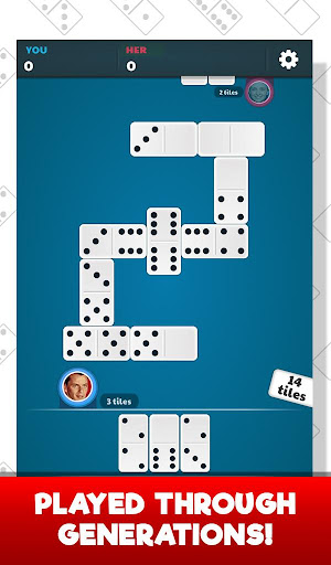 Dominoes Jogatina: Classic and Free Board Game  screenshots 17