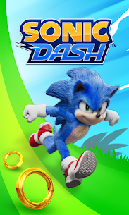 Tải Sonic Dash Mod Gold and Gems miễn phí cho Android 6