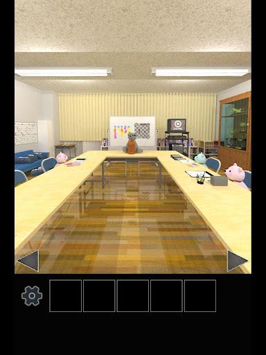 玩免費解謎APP|下載脱出ゲーム クマたちの生徒会室から脱出 app不用錢|硬是要APP