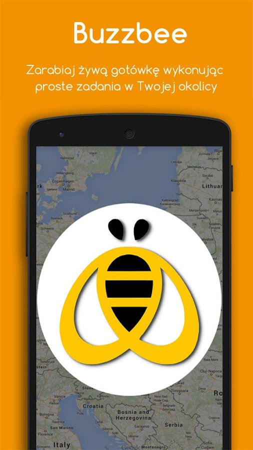 BuzzBeeApp- screenshot
