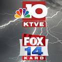 KTVE/KARD Weather icon
