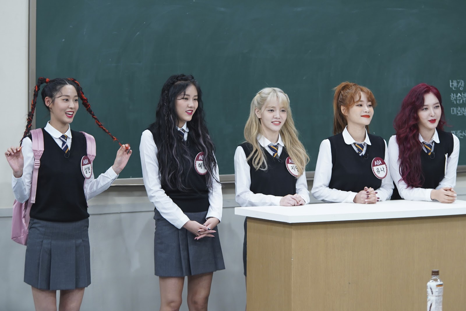 aoa knowing bros