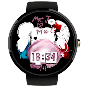 Mad Love - Comics Watch Face